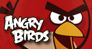 Kinder-Party Angry Birds