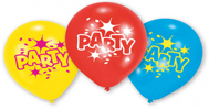 Luftballons Kinder-Party