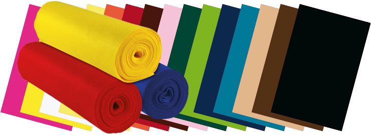 Filz Filzen Basismaterial Basteln Produkte Shop Creativ Discount De