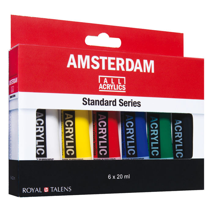 Amsterdam Introset 6 x 20 ml