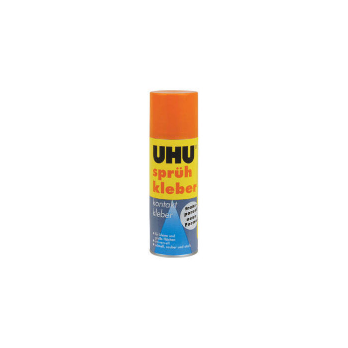 UHU Sprühkleber permanent, 200ml