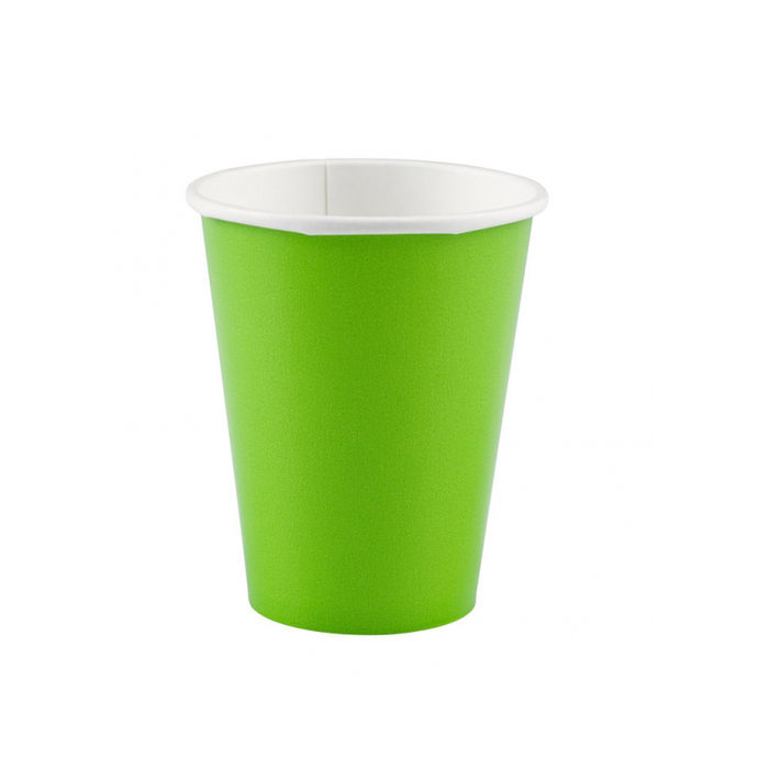 Becher kiwi, 266 ml, 8 Stk.