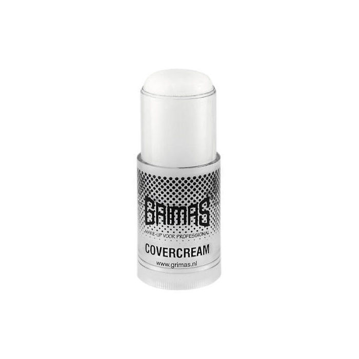 SALE Grimas Covercream Pure, Stick 23 ml. 001 weiß