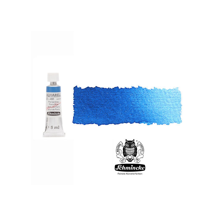 HORADAM  AQUARELL, Pariserblau, Tube, 5 ml