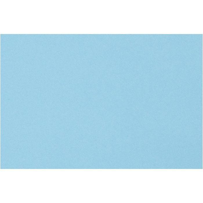 Farbiges Papier, A4, 80 g, 500 Blatt, H.blau - Sets Papier & Pappe ...