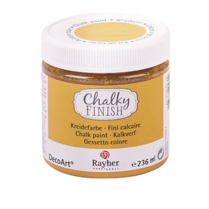 SALE Chalky Finish, Dose 236ml, mirabelle