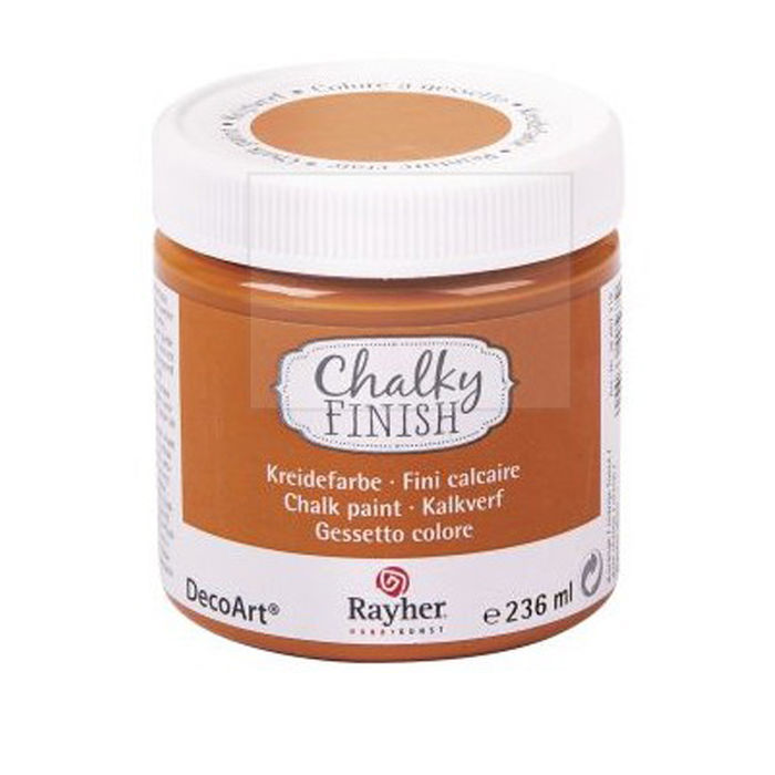 Chalky Finish, Dose 236ml, d.orange