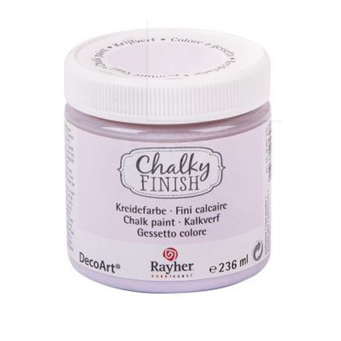 SALE Chalky Finish, Dose 236ml, puderrosa