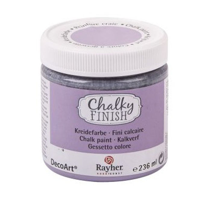 Chalky Finish, Dose 236ml, lavendel