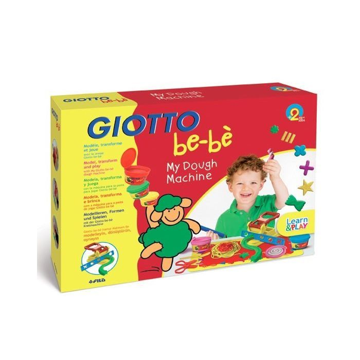 SALE Lyra Giotto be-bé Knet-Set Knetmaschine