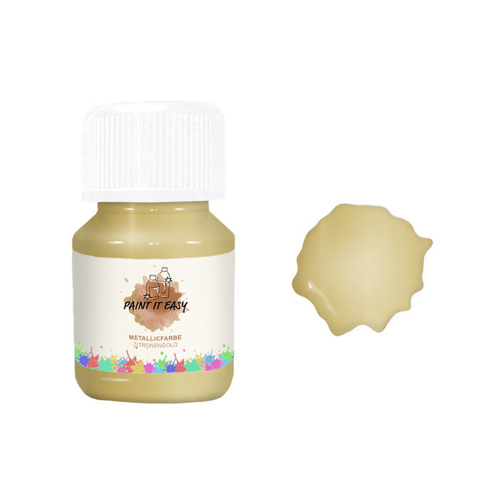 Paint It Easy Mythen-Gold, 30ml, Lemon-Gold