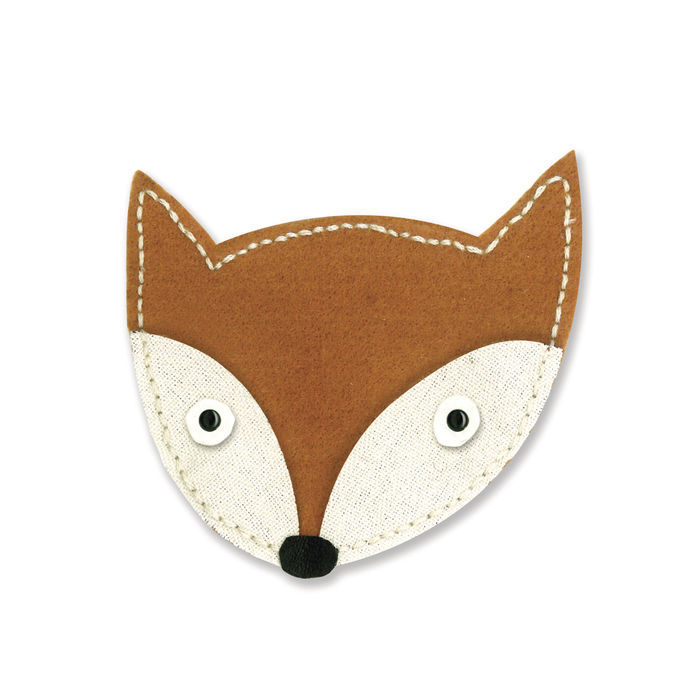 Sizzix Bigz Die - Fox Face
