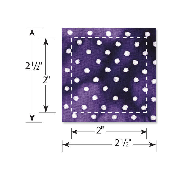 Sizzix Bigz- Square, 2 Finished, 13,97x15,24cm Bild 2