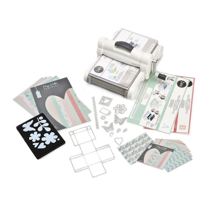 Sizzix Big Shot Plus Starter Kit, Karton