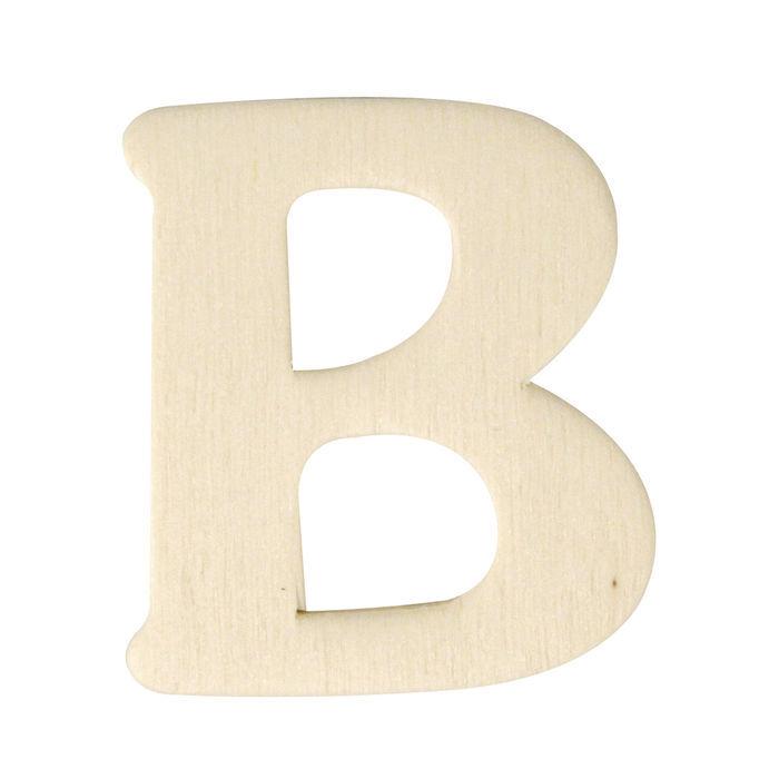holz buchstaben 4 cm b buchstaben zahlen basteln mit holz produkte creativ. Black Bedroom Furniture Sets. Home Design Ideas