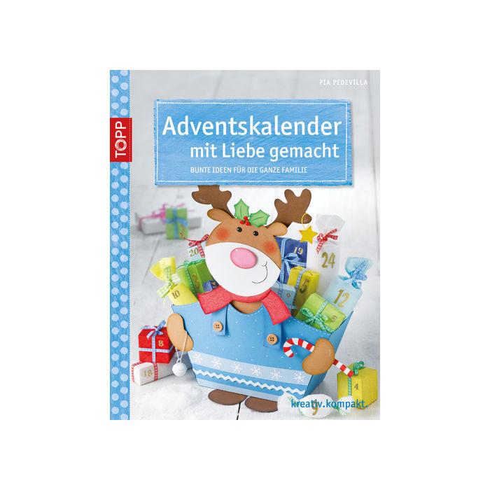 SALE Buch Adventskalender mit Liebe gemacht - Bücher ´Bastel ...
