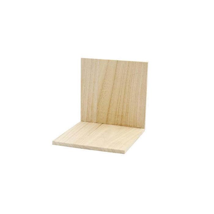 buchst tze aus holz 15x15x15cm sonstige holzartikel basteln mit holz produkte creativ. Black Bedroom Furniture Sets. Home Design Ideas