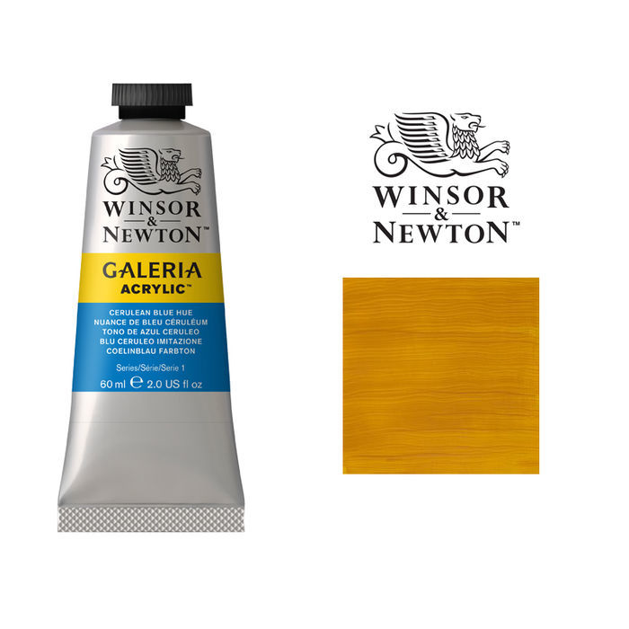 SALE Winsor & Newton Galeria 60ml Transparent Gelb
