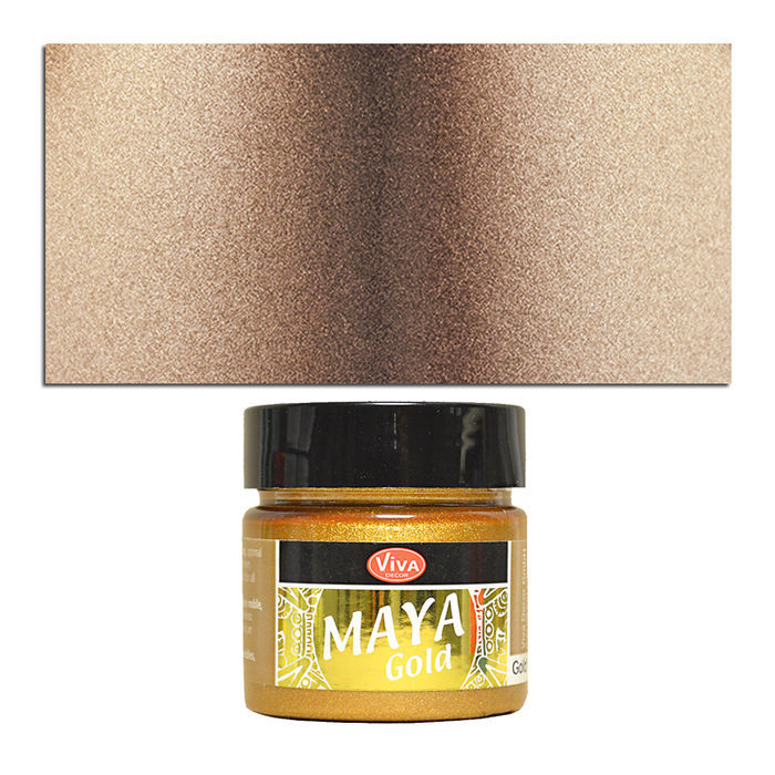 Viva Decor Maya Gold 45 ml, Cappuccino