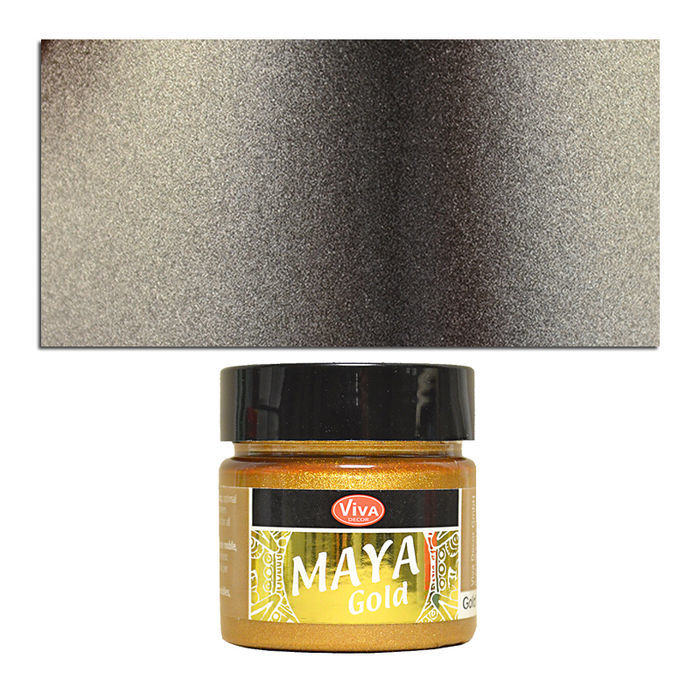 Viva Decor Maya Gold 45 ml, Grau