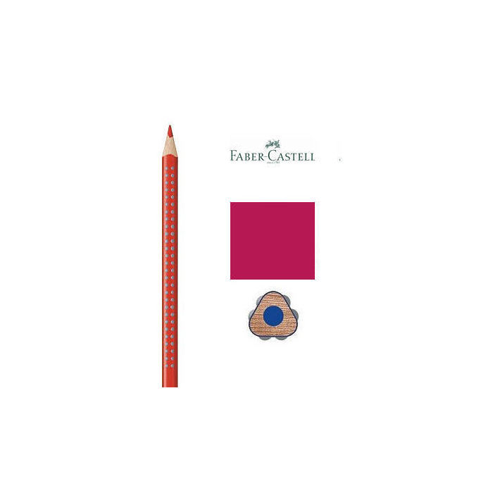 Faber-Castell ´Colour GRIP` Buntstift, magenta