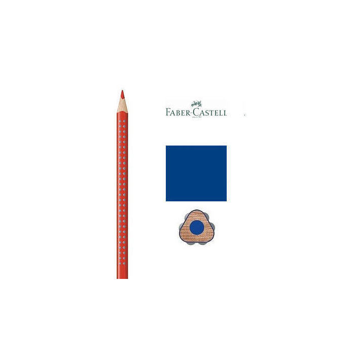 Faber-Castell Colour GRIP Buntstift indanthrenblau