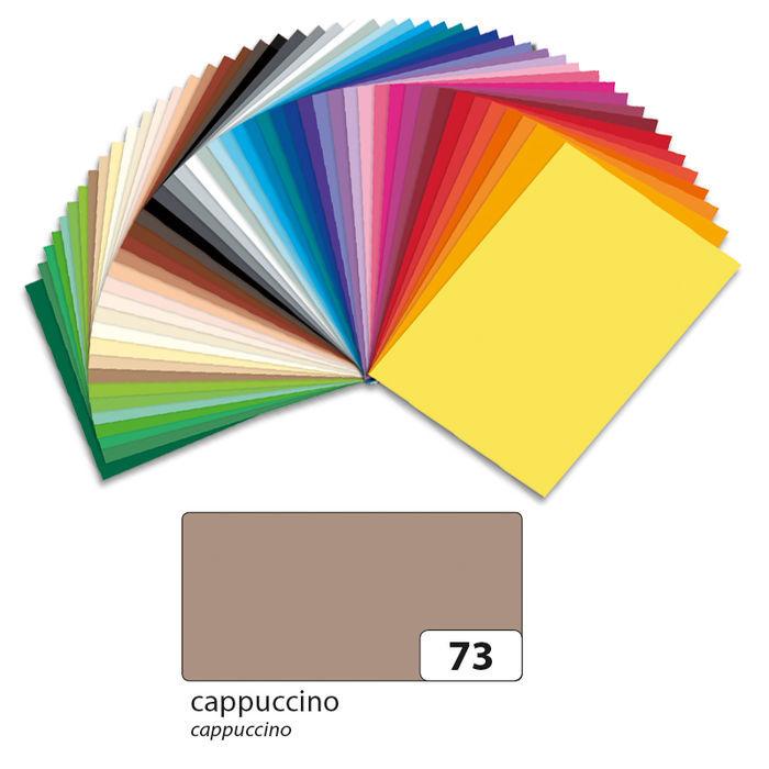 NEU Tonpapier 10erPack 130 g//qm 50x70cm Cappuccino