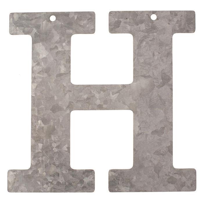 Indexbild 9 - Glorex Metall Buchstaben/Zeichen, flach, 12x0.1 cm, zum Basteln und für Deko