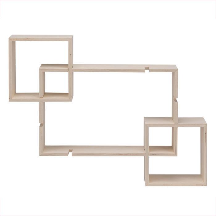 NEU Glorex Design-Rahmen, Rechteck, 3 teilig - Sonstige Holzartikel ...