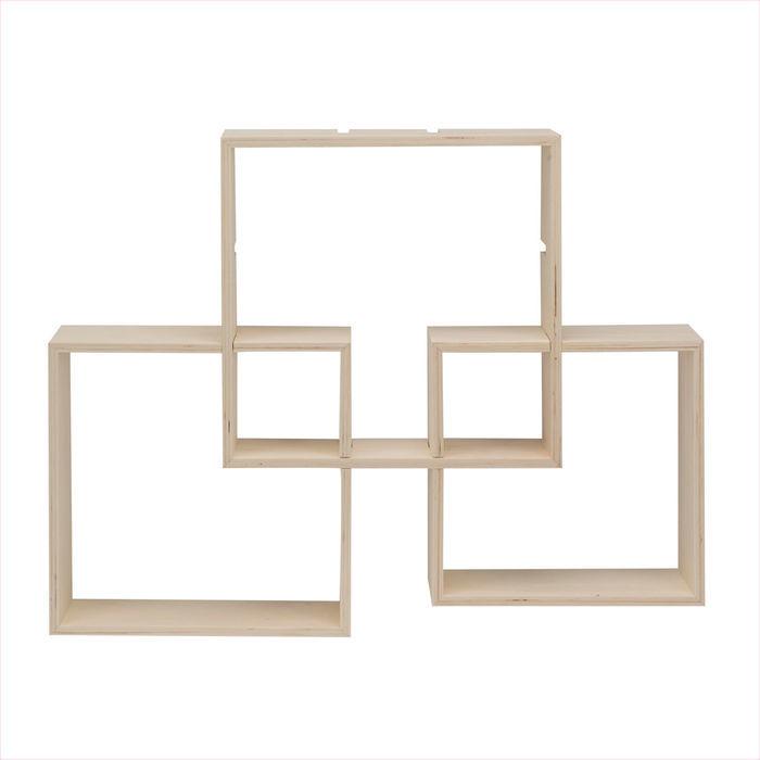 NEU Glorex Design-Rahmen, Quadrat, 3 teilig - Sonstige Holzartikel ...