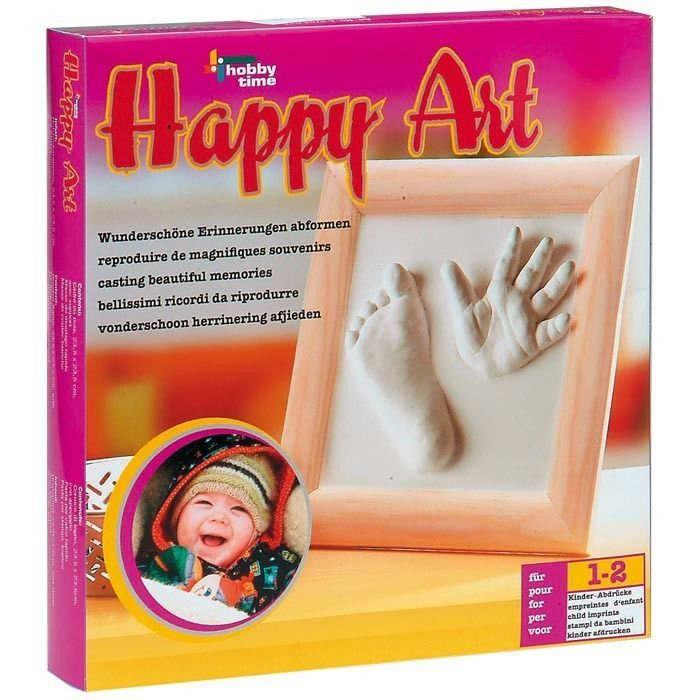 Happy-Art Creativ-Set für Abformungen