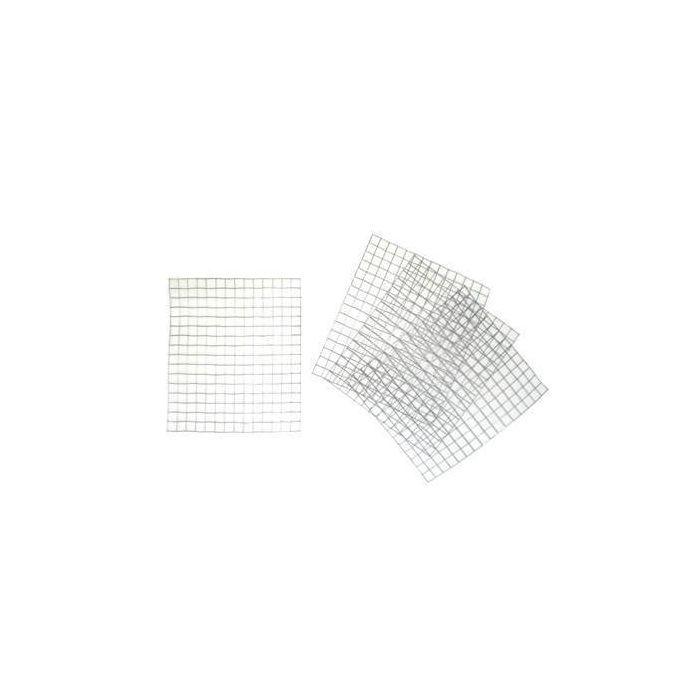 Drahtgitter für Lampen, 20x18cm - Lampenschirmfolien Lampen mit ...