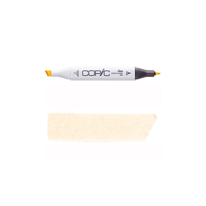 COPIC Marker Raw Silk