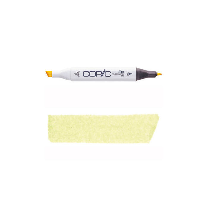 COPIC Marker Yellow Green