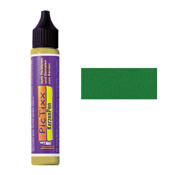 PicTixx MetallicPen, 29ml, Grün