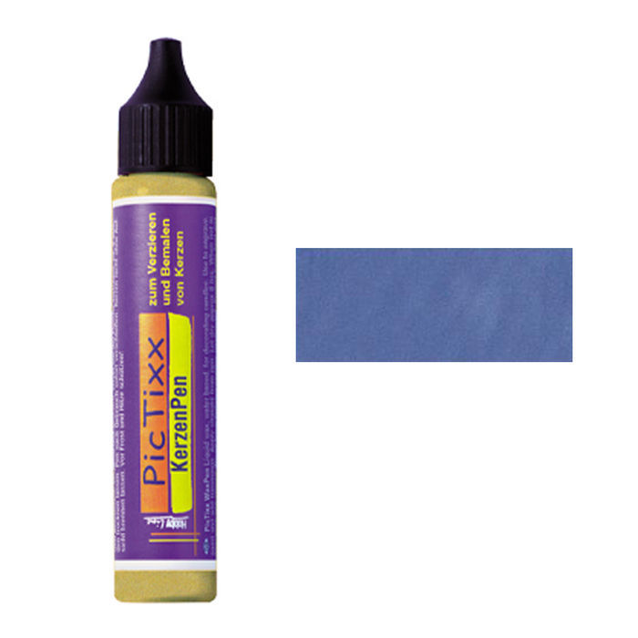 PicTixx MetallicPen, 29ml, Blau