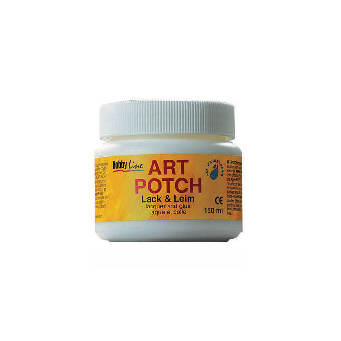 Art Potch Serviettenlack, 150 ml PREISHIT