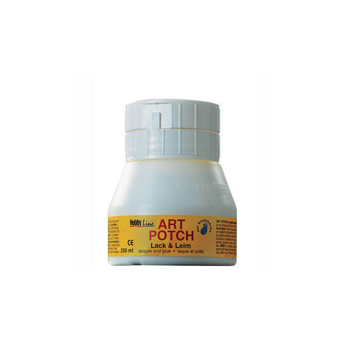 Art Potch Serviettenlack, 250 ml PREISHIT