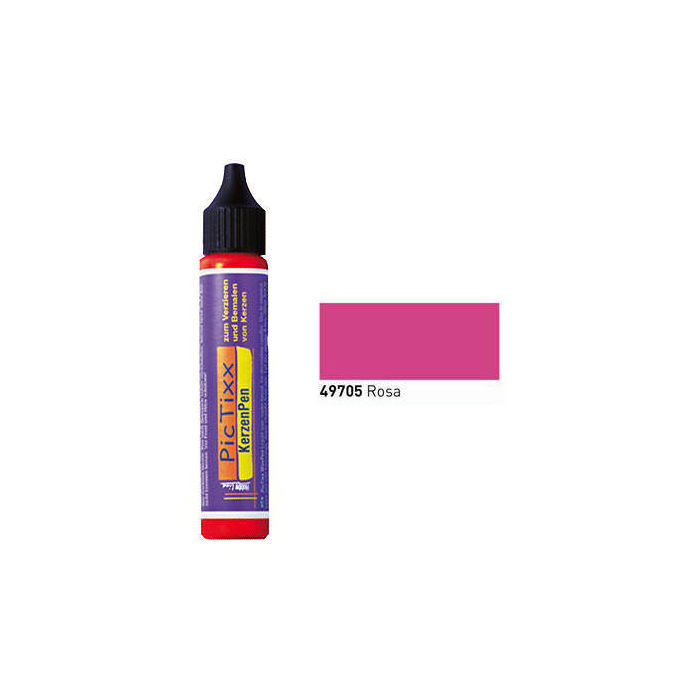 PicTixx KerzenPen, 29ml, Rosa