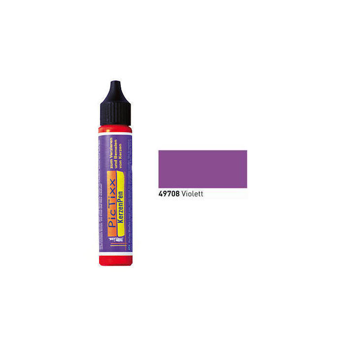 PicTixx KerzenPen, 29ml, Violett