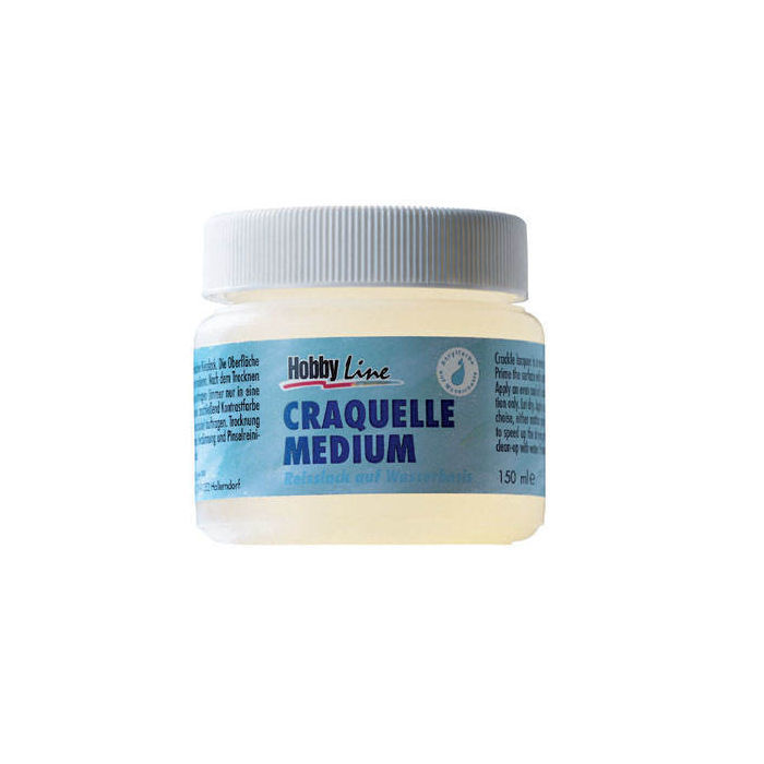 Craquelle Medium/ Krakelierlack 150 ml
