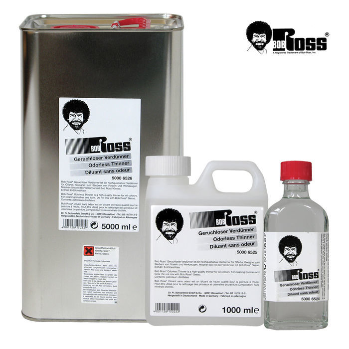 Bob Ross Verdünner 5000 ml