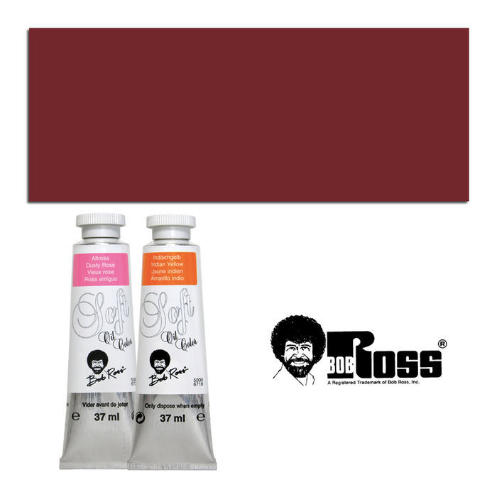 SALE Bob Ross Blumensoft-Ölf. 37ml Ali:karmesin