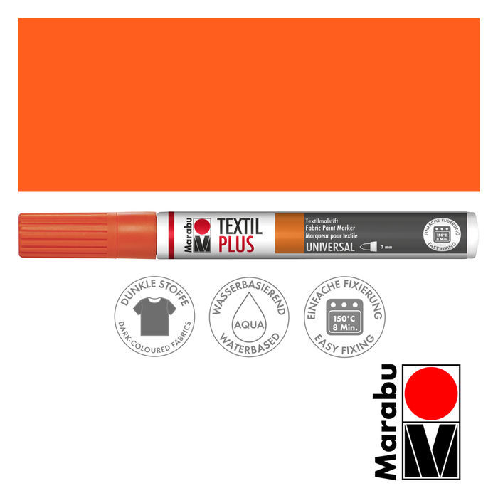 Marabu Textil Painter PLUS, Orange