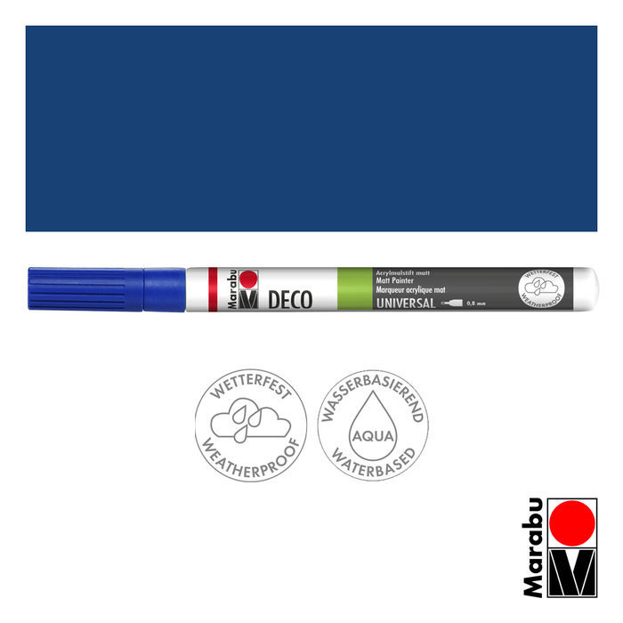 Marabu-Deco Painter 143, 0,8 mm, Lapis