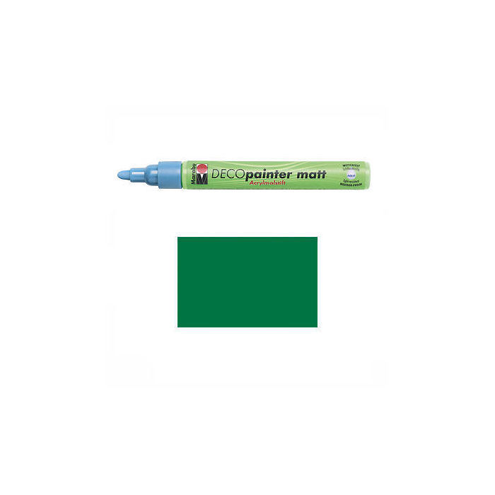 Marabu Deco Painter minze, Spitze 2-4 mm