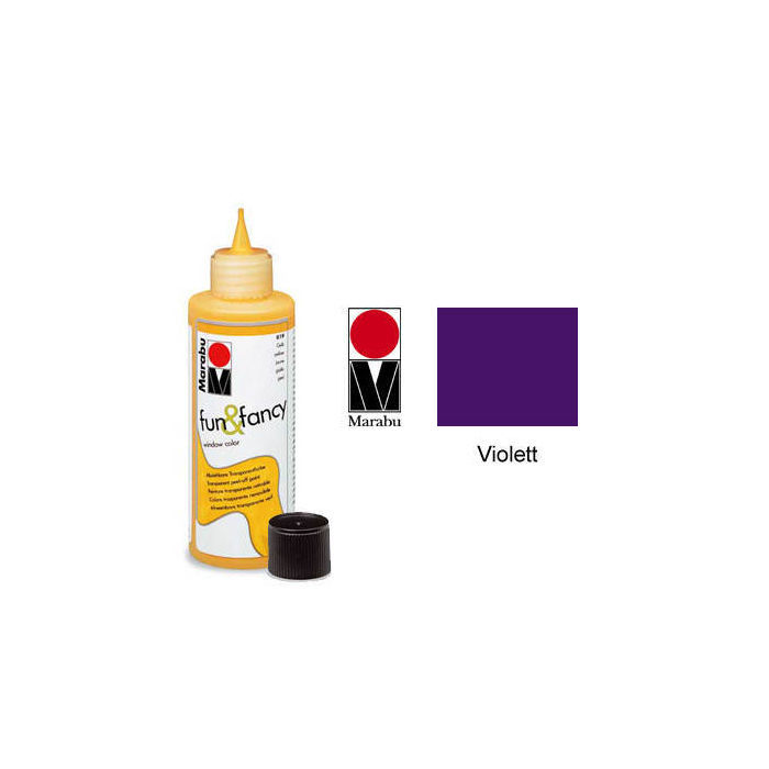 Marabu Fun & Fancy 80ml Violett