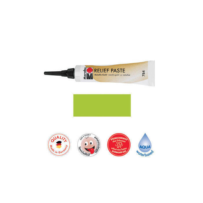 Marabu Relief-Paste Reseda 20 ml