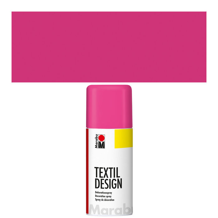 Marabu Textil Design Colorspray,150ml,Himbeere