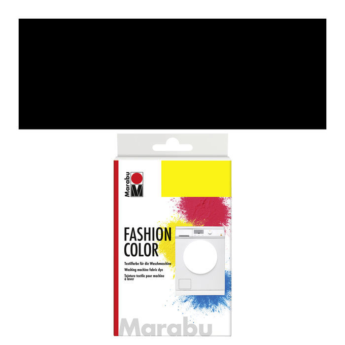 Marabu Fashion Color 90g Schwarz